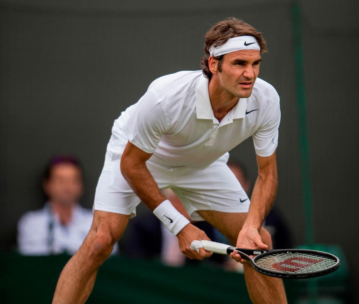 Il miglior ribattitore del circuito? Roger Federer