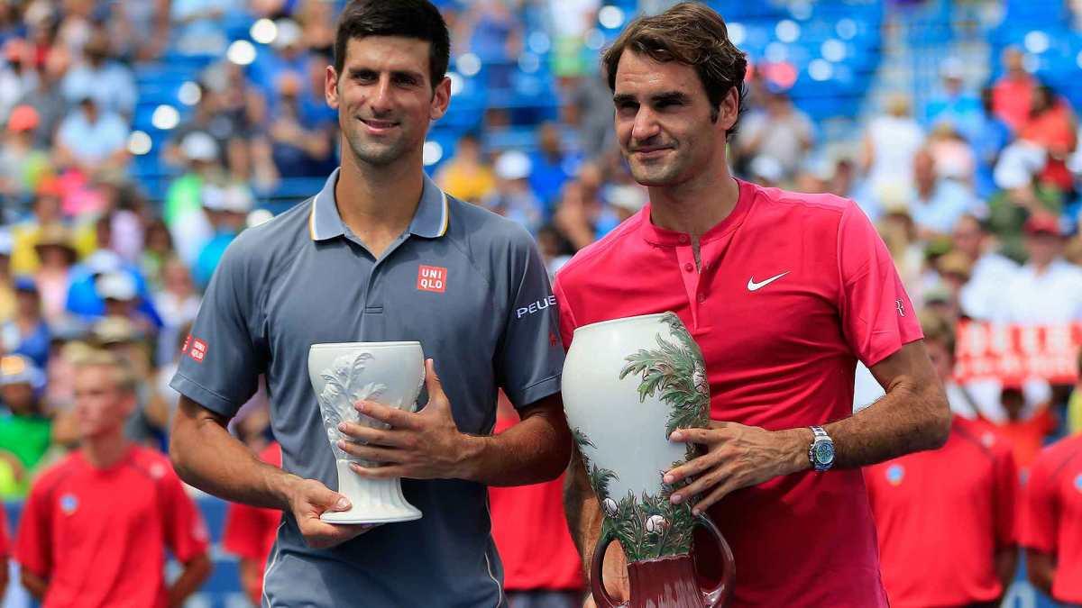 La principale differenza tra Federer e Djokovic