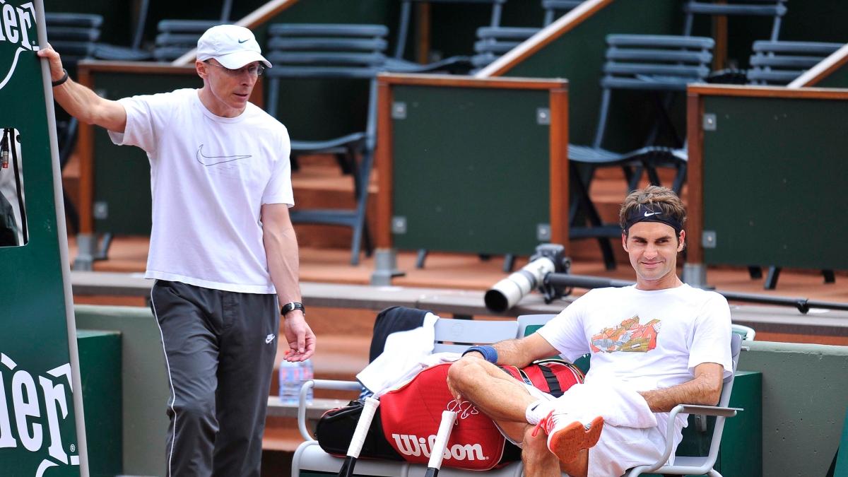 """Paganini: """"Federer fa tutto come se avesse 25 anni"""""""