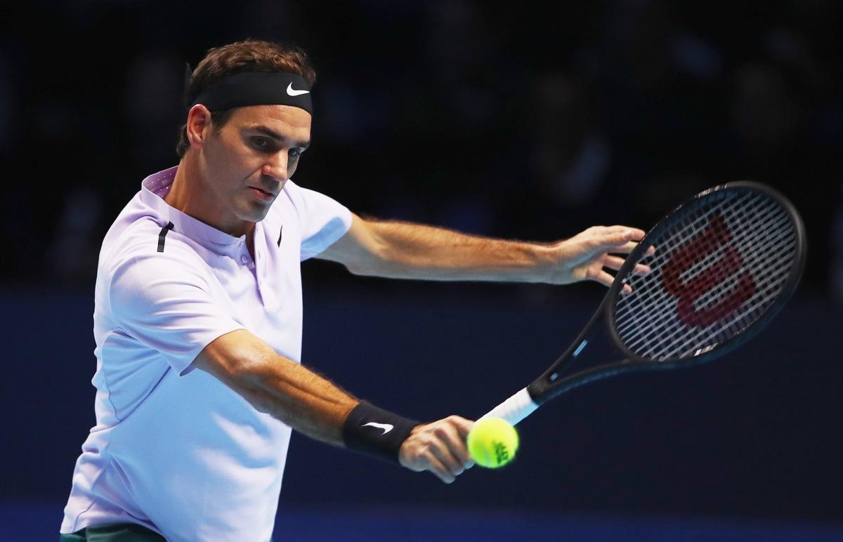 """Federer: """"Nei prossimi turni giocherò sempre meglio"""""""