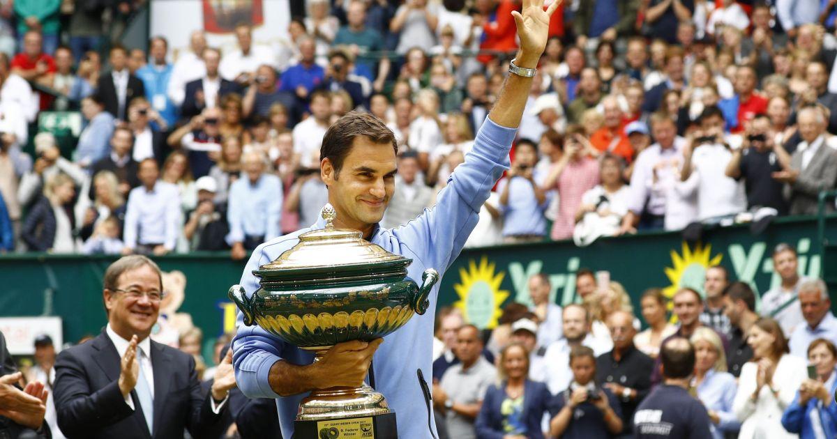 Federer e Halle, 18 anni d'amore e di successi