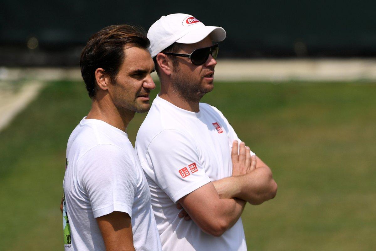 """Luthi: """"Federer agli US Open per vincere"""""""