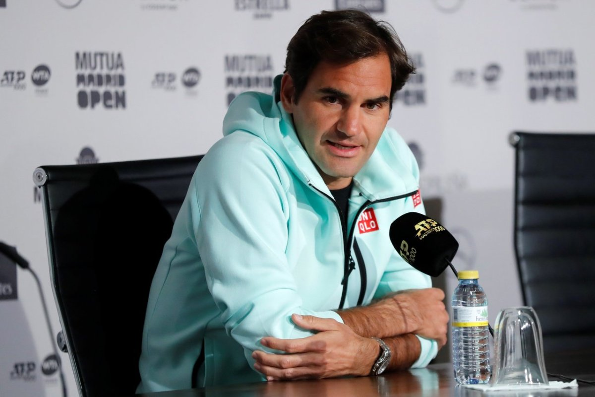"Federer: ""Vorrei Nadal in finale. E a Parigi sarà diverso"""